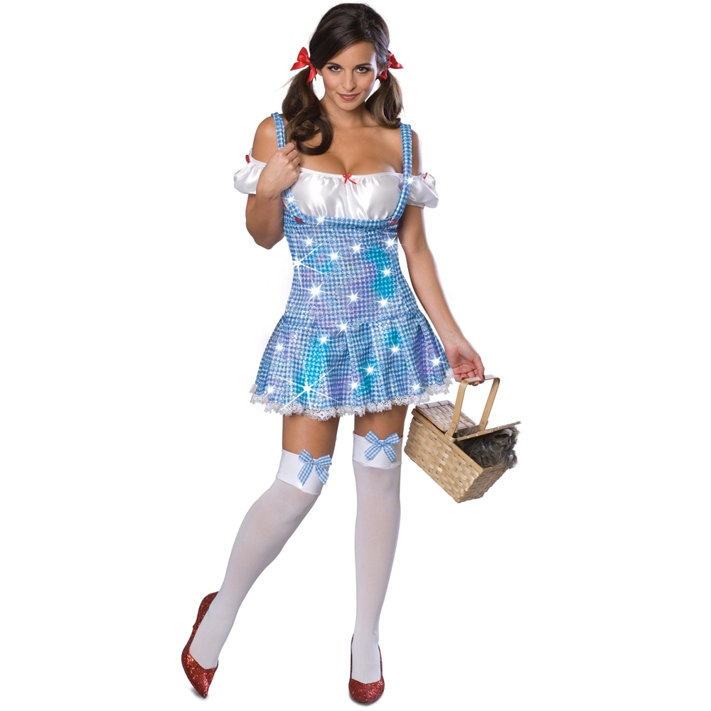Dorothy Sexy Adult Womens Costume