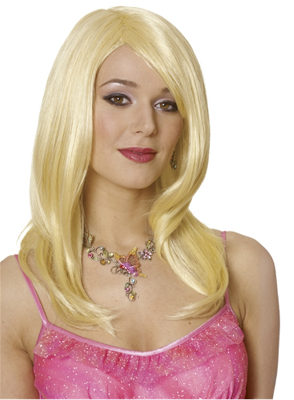 Blonde Sharon Adult Wig