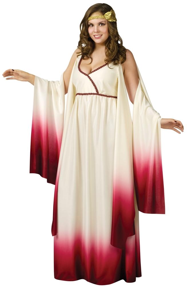 Venus Goddess of Love Plus Size Costume