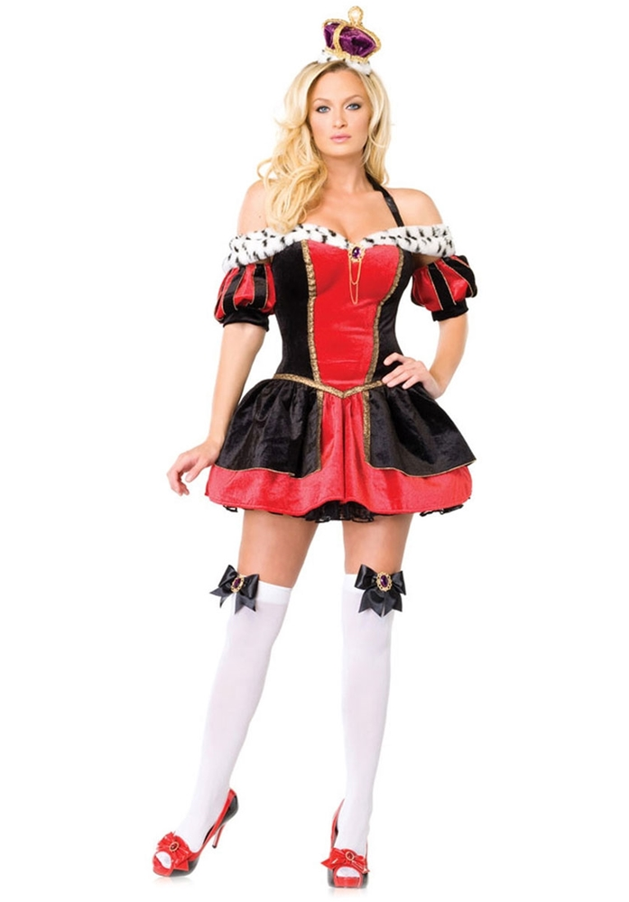 Royal Queen Adult Womens Costume