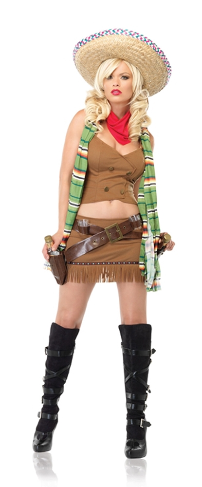Bandita Adult Costume