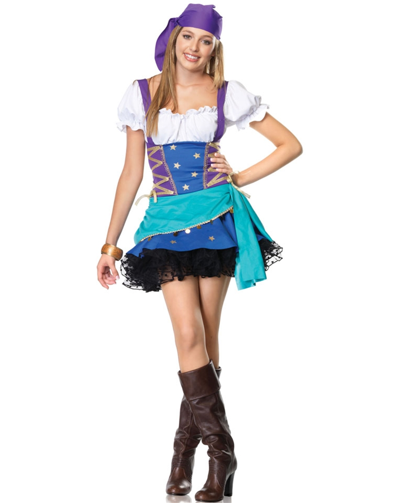 Gypsy Princess Junior Costume