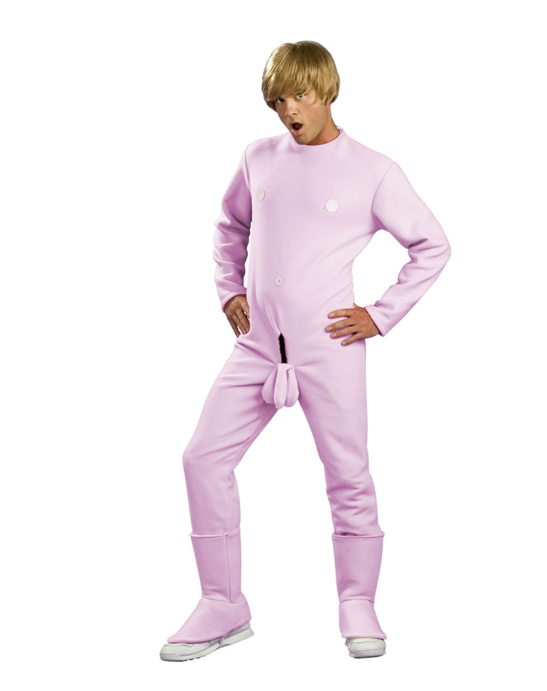 Bruno Pink Outfit Adult Mens Costume