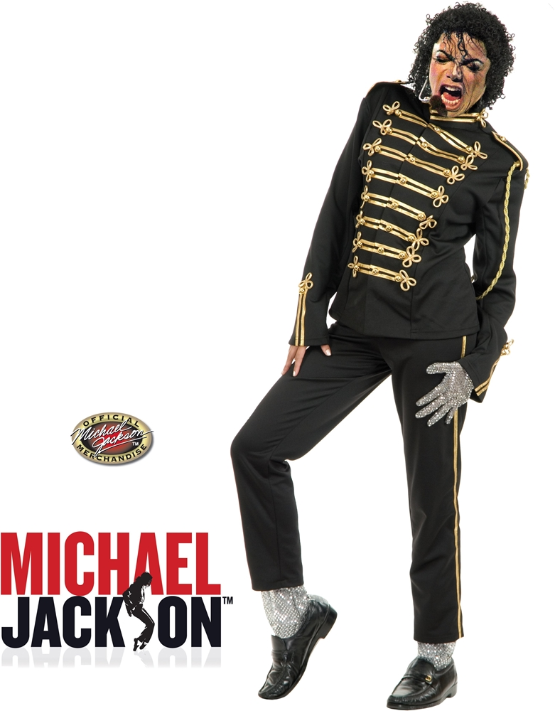 Michael Jackson Military Prince Adult Mens Costume
