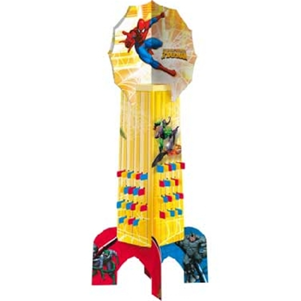 Image of Spider-Man Spider Sense Treasure Tower Party Game