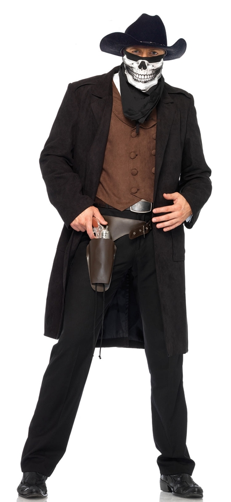 Reaper Cowboy Adult Mens Costume
