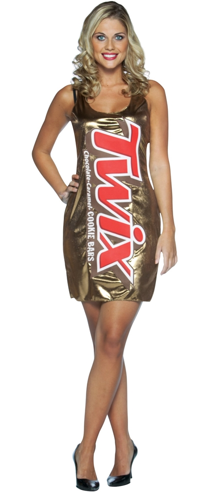 Twix Dress Adult Costume