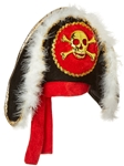 Pirate-Hat-with-Gold-Skull-Crossbones