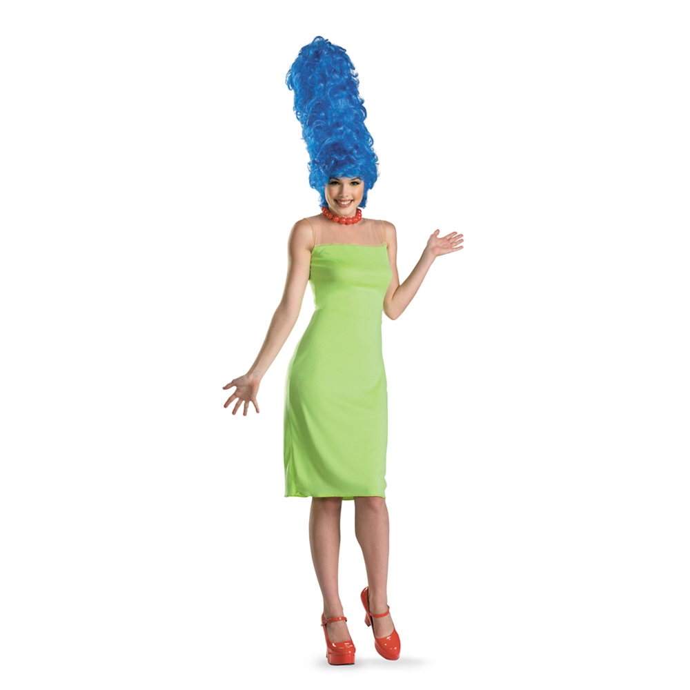 Marge Simpson Deluxe Adult Womens Costume