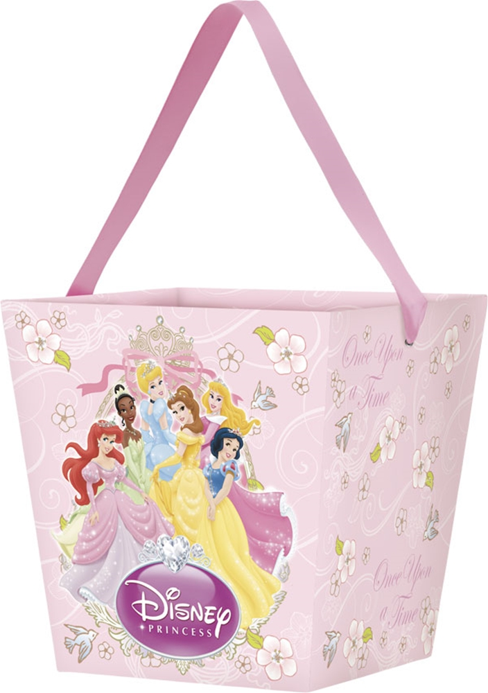 Disney Princess Cardboard Candy Cube