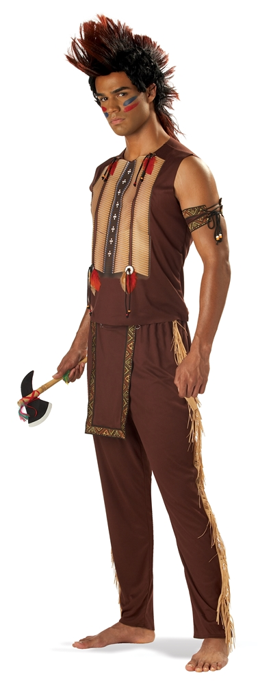 Noble Warrior Adult Mens Costume by California Costumes