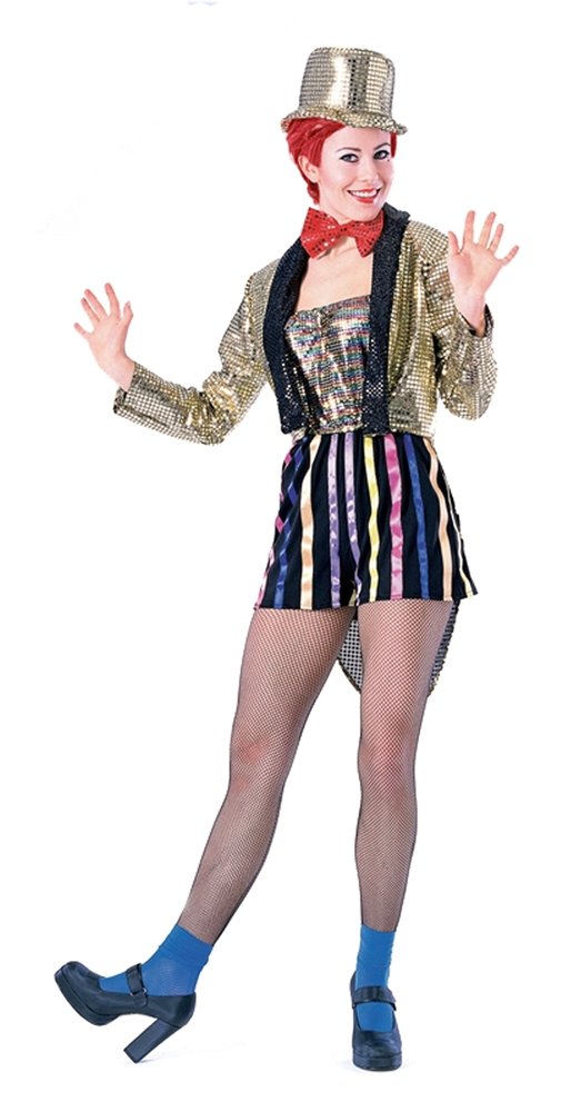 Rocky Horror Columbia Adult Costume