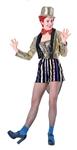 Rocky Horror Columbia Adult Costume