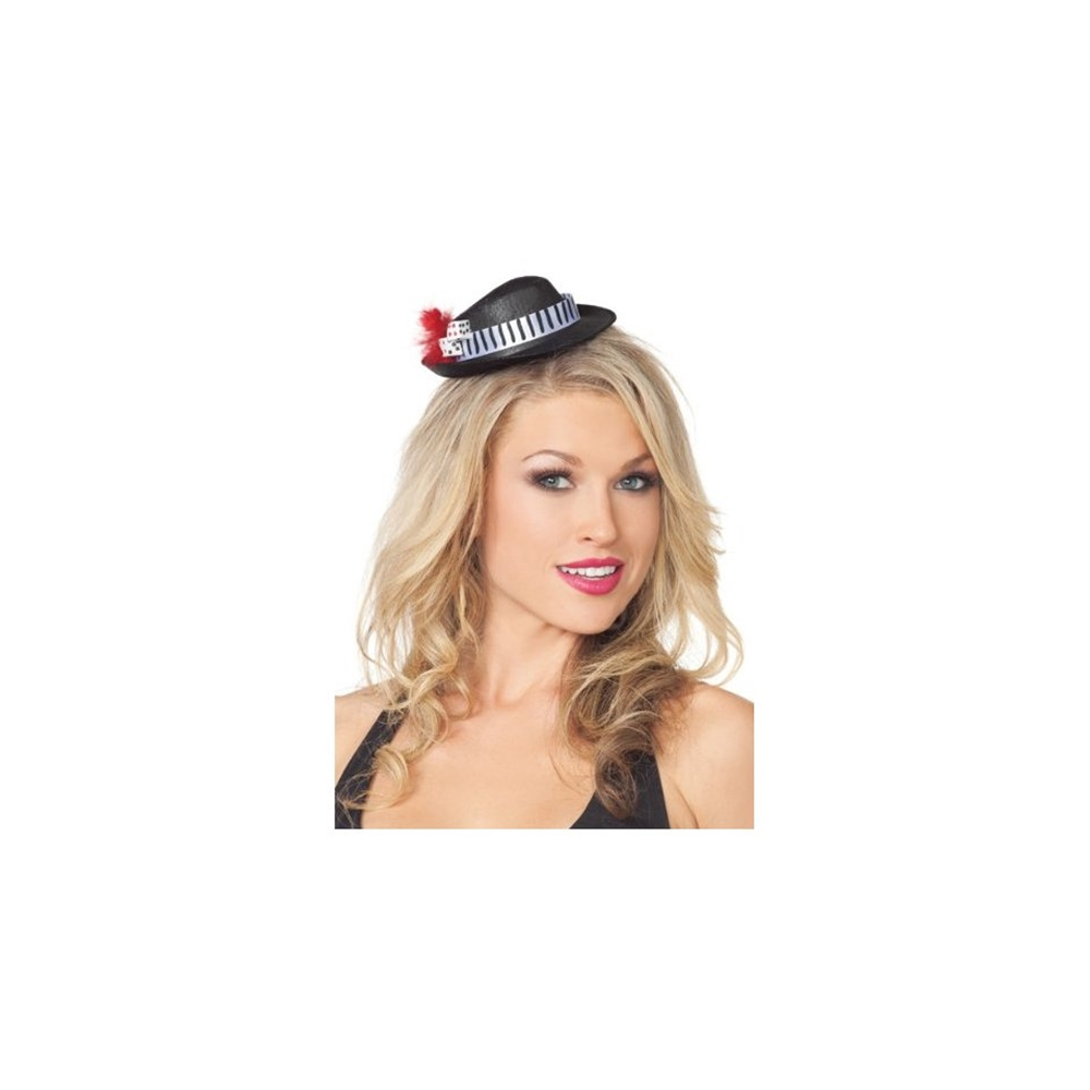 Mini Vegas Fedora Adult Hat