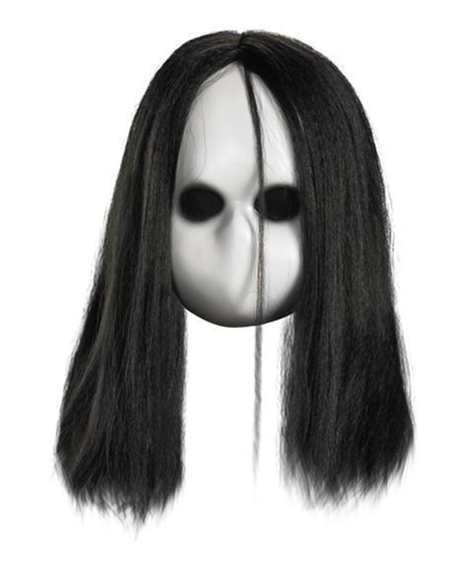 Blank Eyes Doll Adult Mask