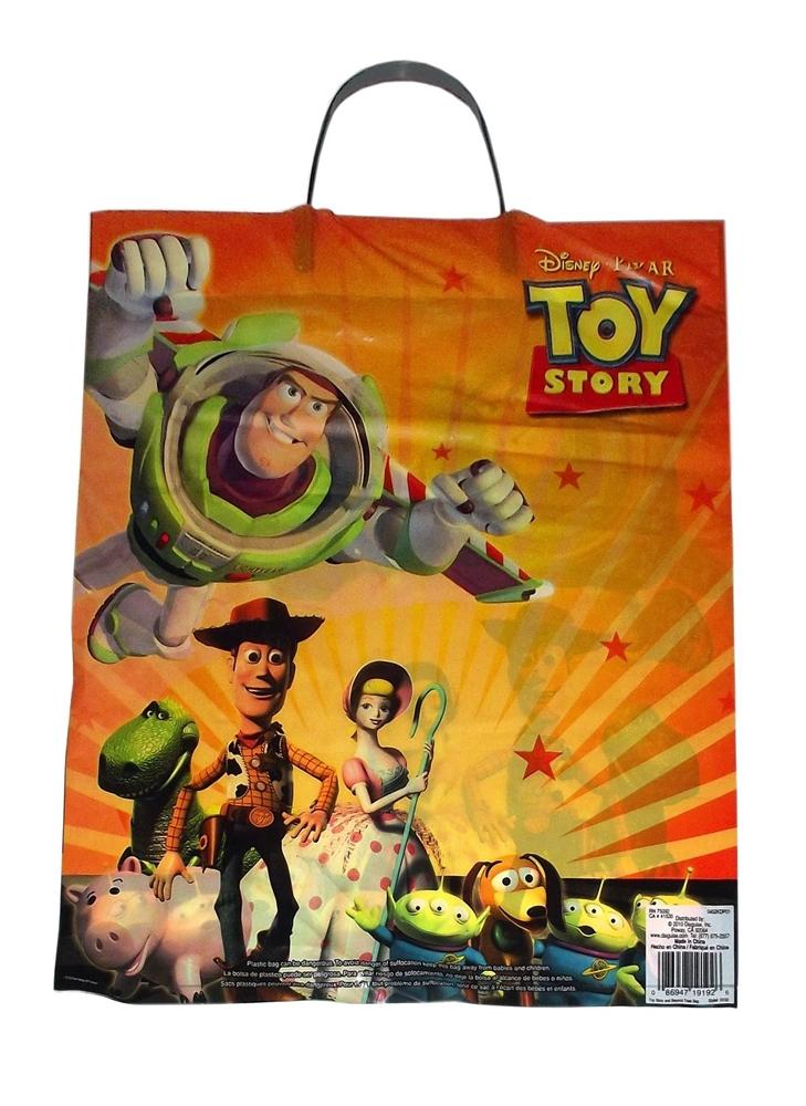Toy Story Plastic Treat Bag