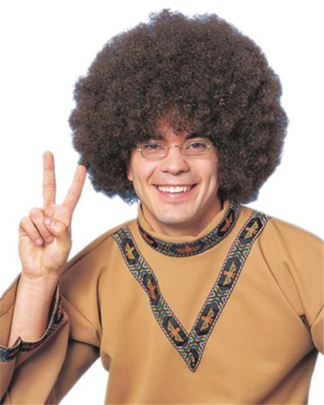 Image of Afro Adult Wig