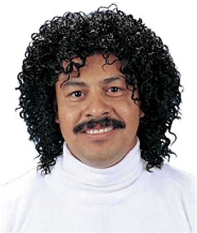 Купить Black Shabba Adult Wig