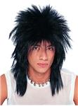 Rocker-Black-Unisex-Wig
