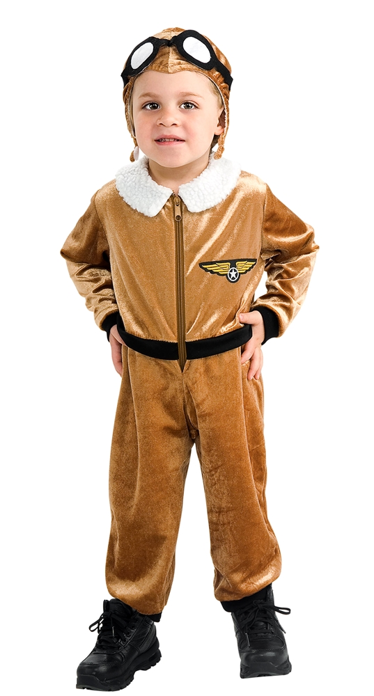 sc 1 st  Trendy Halloween & Aviator Child Infant u0026 Toddler Costume - 247684 | trendyhalloween.com