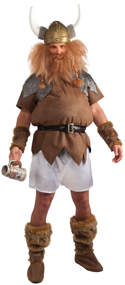 Dopey Viking Adult Mens Costume