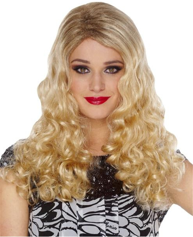 Country Singer Adult Wig