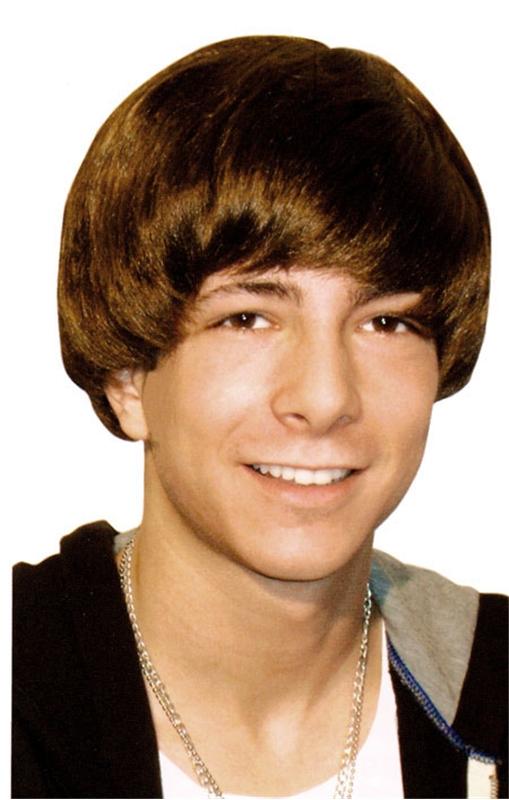 Justin Bieber Teen Star Wig