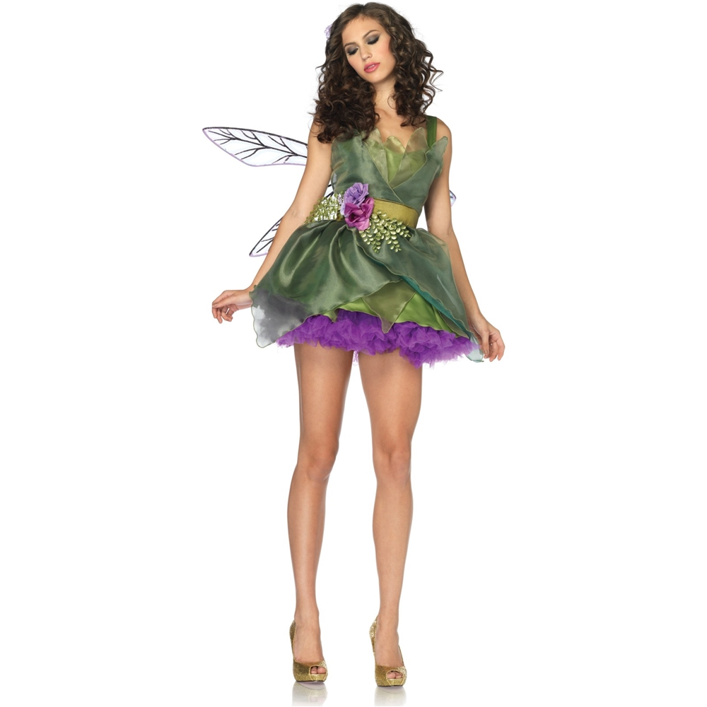 Woodland Fairy Adult Womens Costume