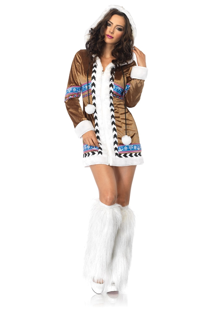 Igloo Cutie Adult Womens Costume