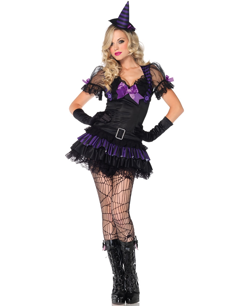 Black Magic Babe Adult Womens Costume