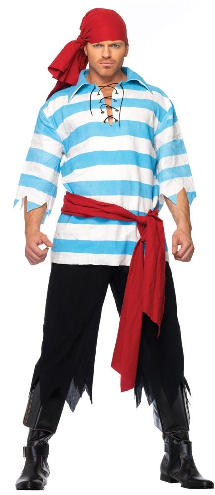 Pillaging Pirate Adult Mens Costume