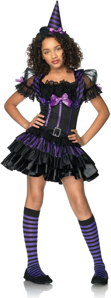 Spell Casting Sweetie Juniors Costume