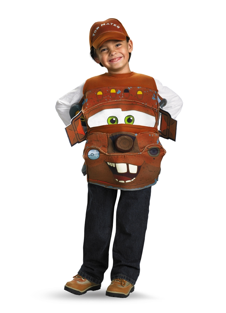 Cars Deluxe Tow Mater Child Costume