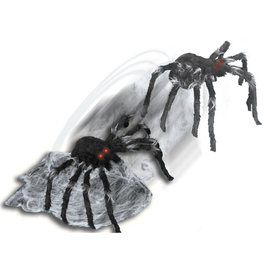 Animated Jumping Spider Prop by Tekky Toys