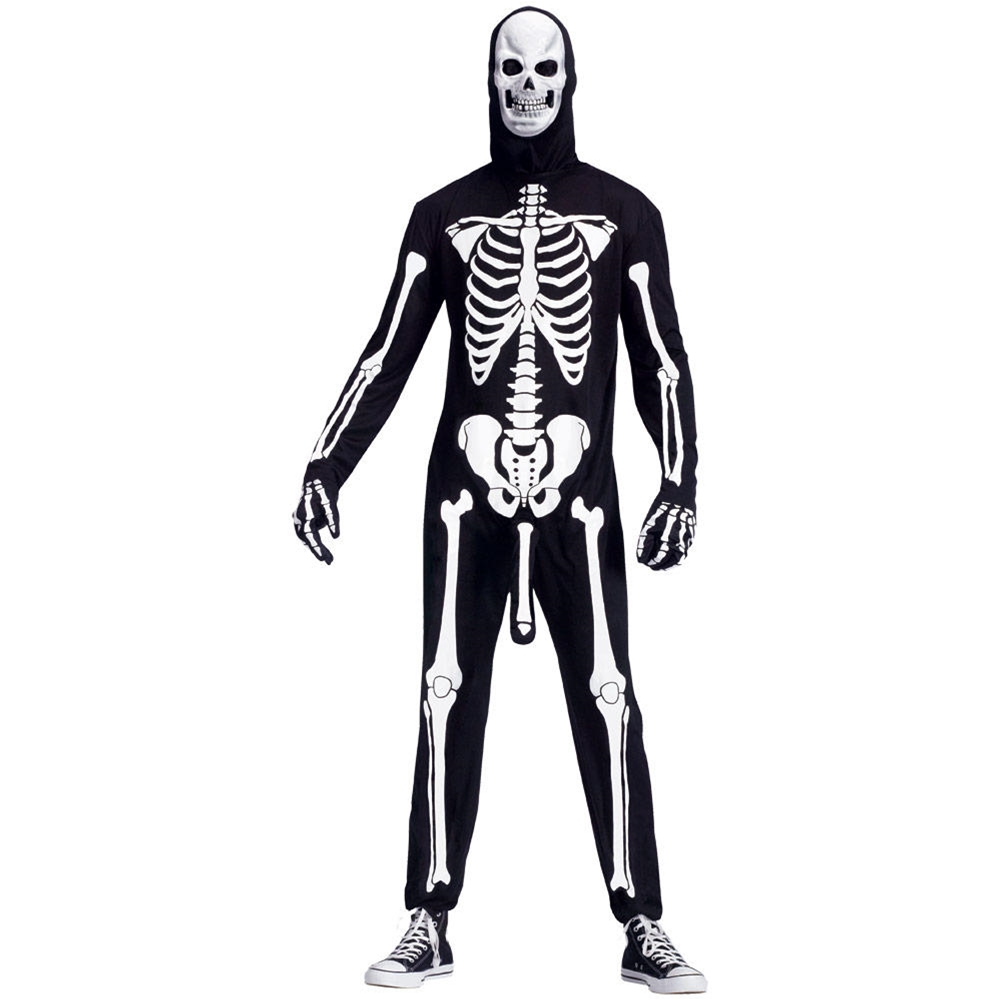 Skele-Boner Adult Mens Costume