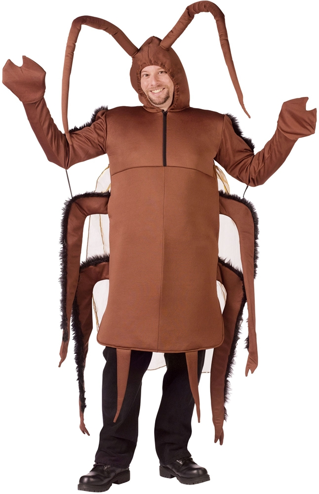 Cockroach Adult Mens Costume ()