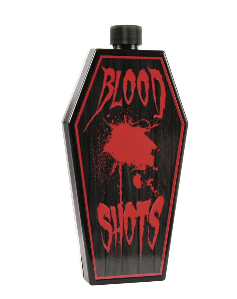 Vampire Coffin Flask