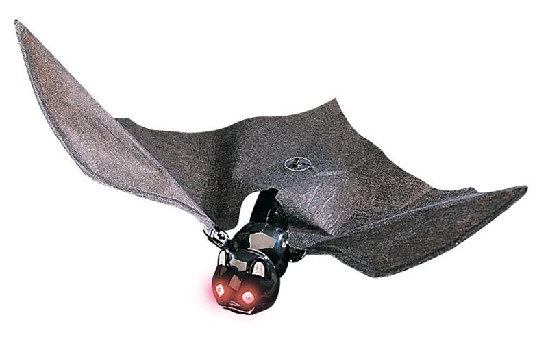 Buffy Flying Bat With Blinking Eyes