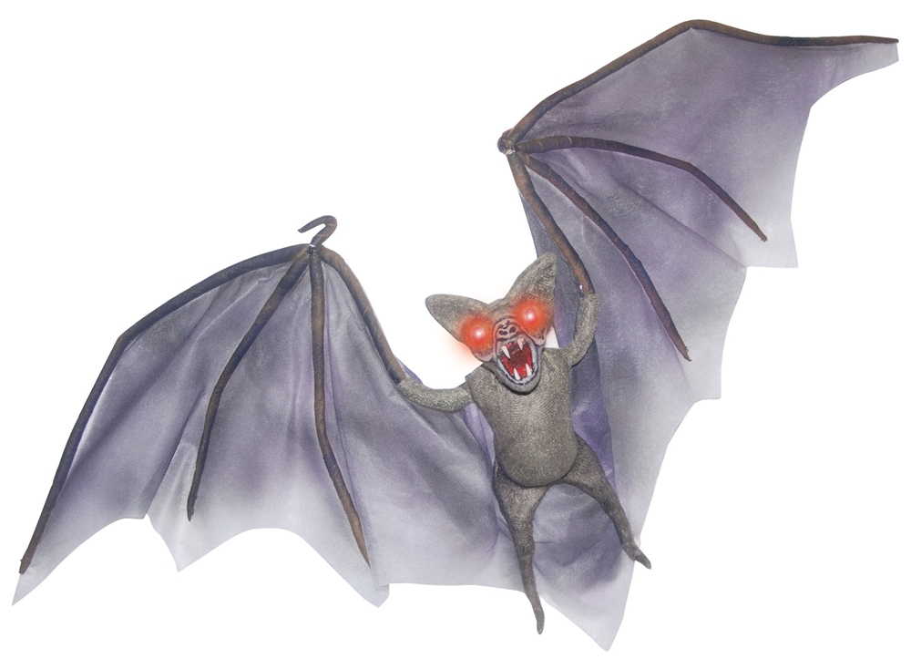 Light Up Demon Bat