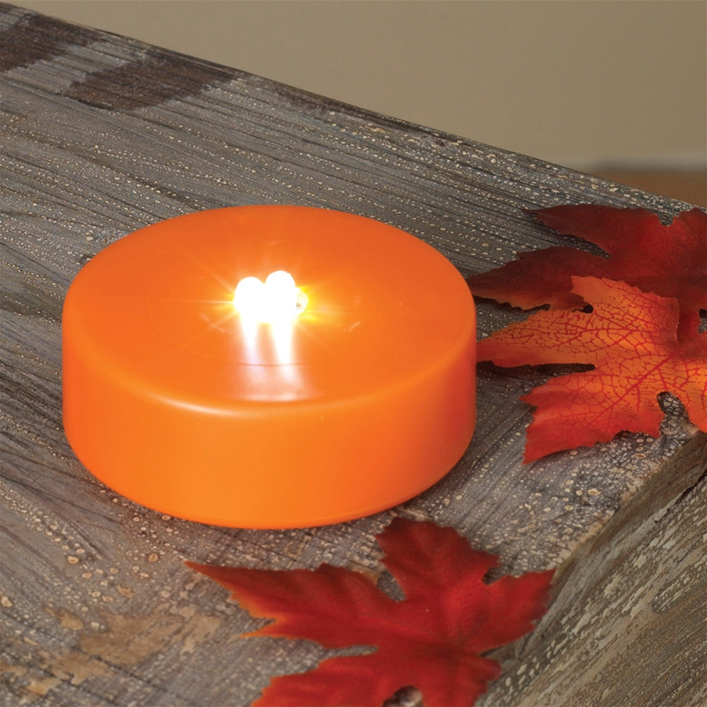 Image of Flashing Pumpkin Strobe Light