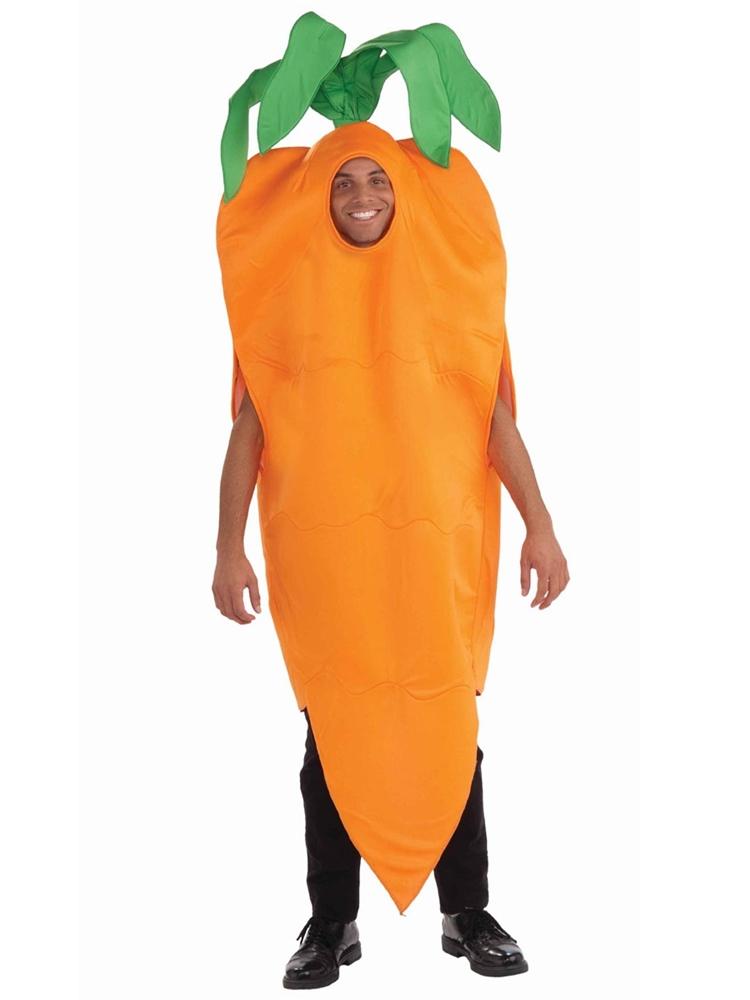 Carrot Adult Unisex Costume