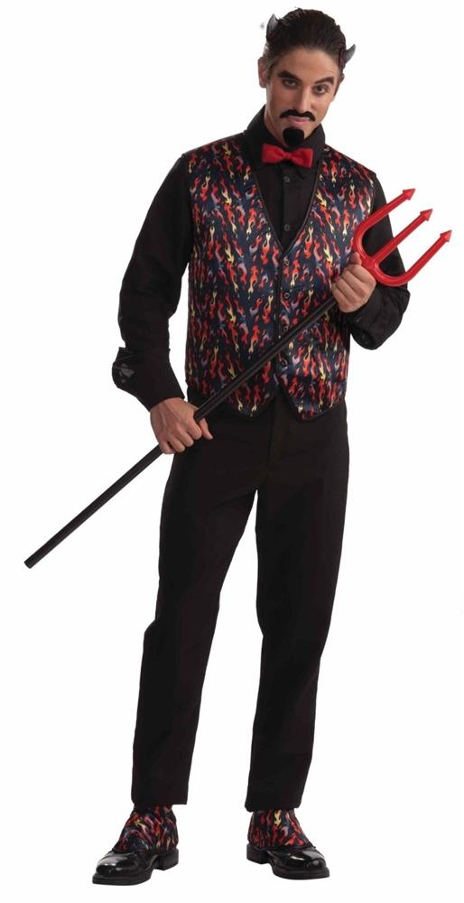 Devil Man Adult Vest