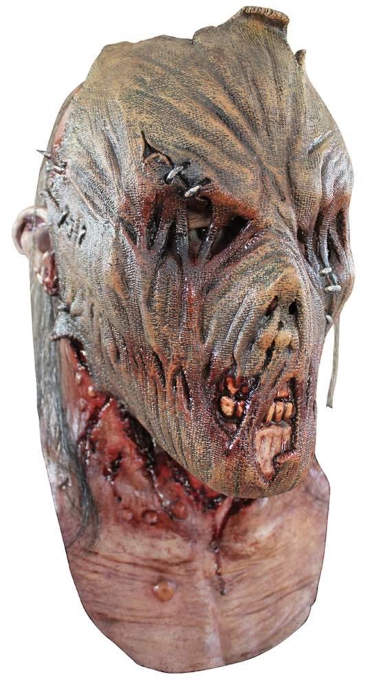 Купить Zombie Scarecrow Adult Mask