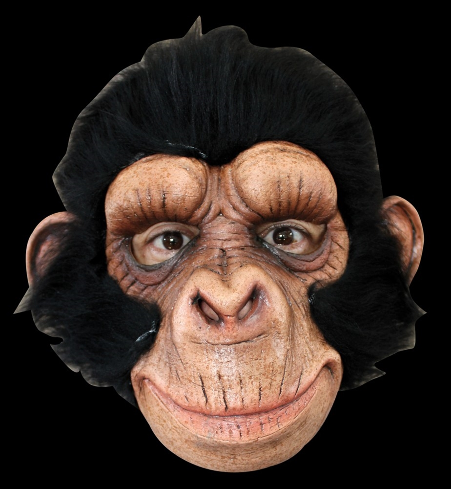 Showing Media & Posts for Funny chimp mask | www.picofunny.com