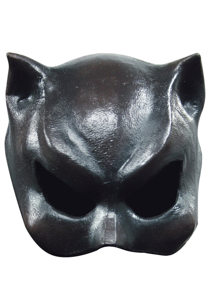 Cat Girl Adult Half Mask