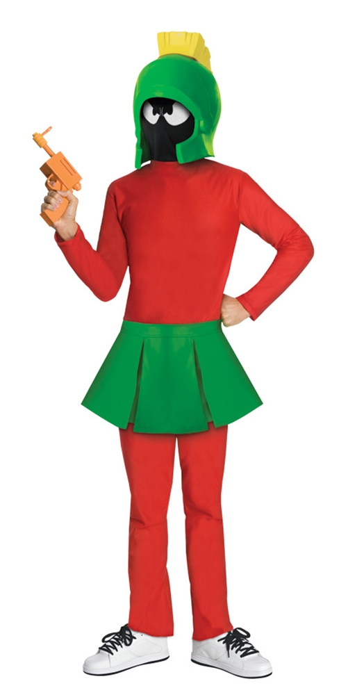 Marvin The Martian Adult Mens Costume