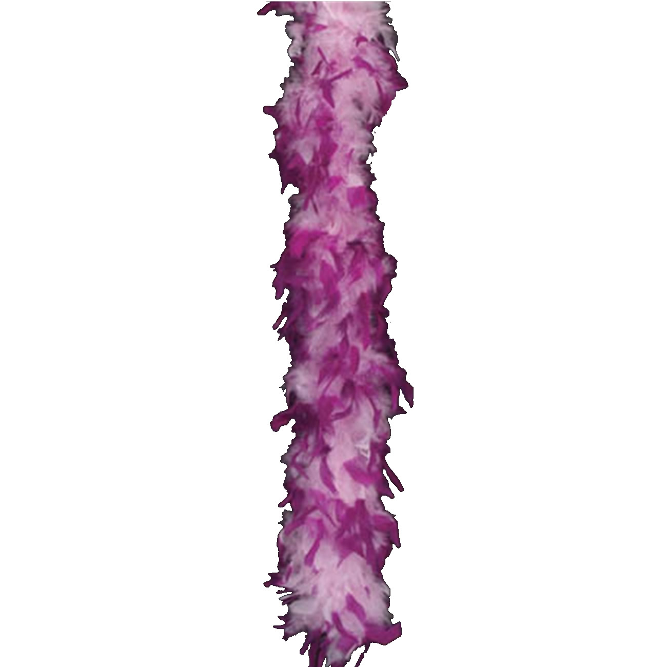 Pink and Purple Feather Boa