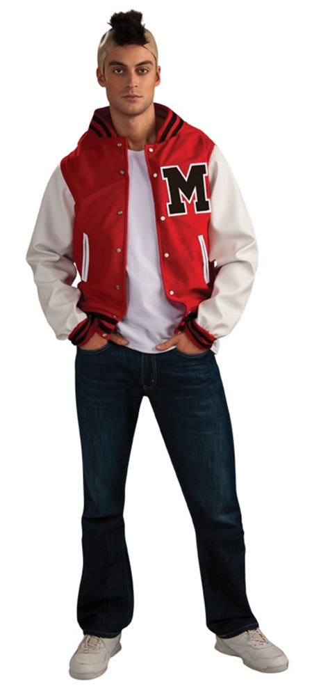 Glee Puck Adult Mens Costume