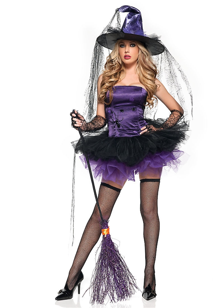 Spider Witch Adult Womens Costume