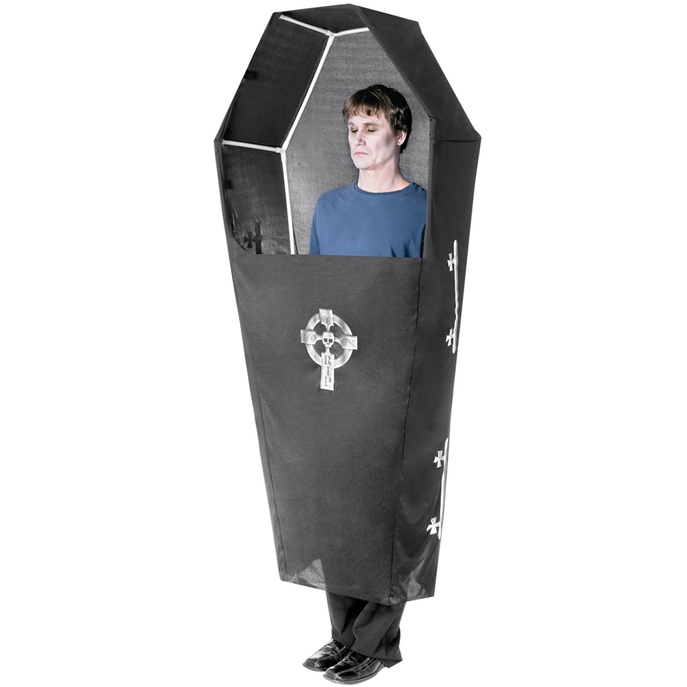 Coffin Deluxe Adult Costume